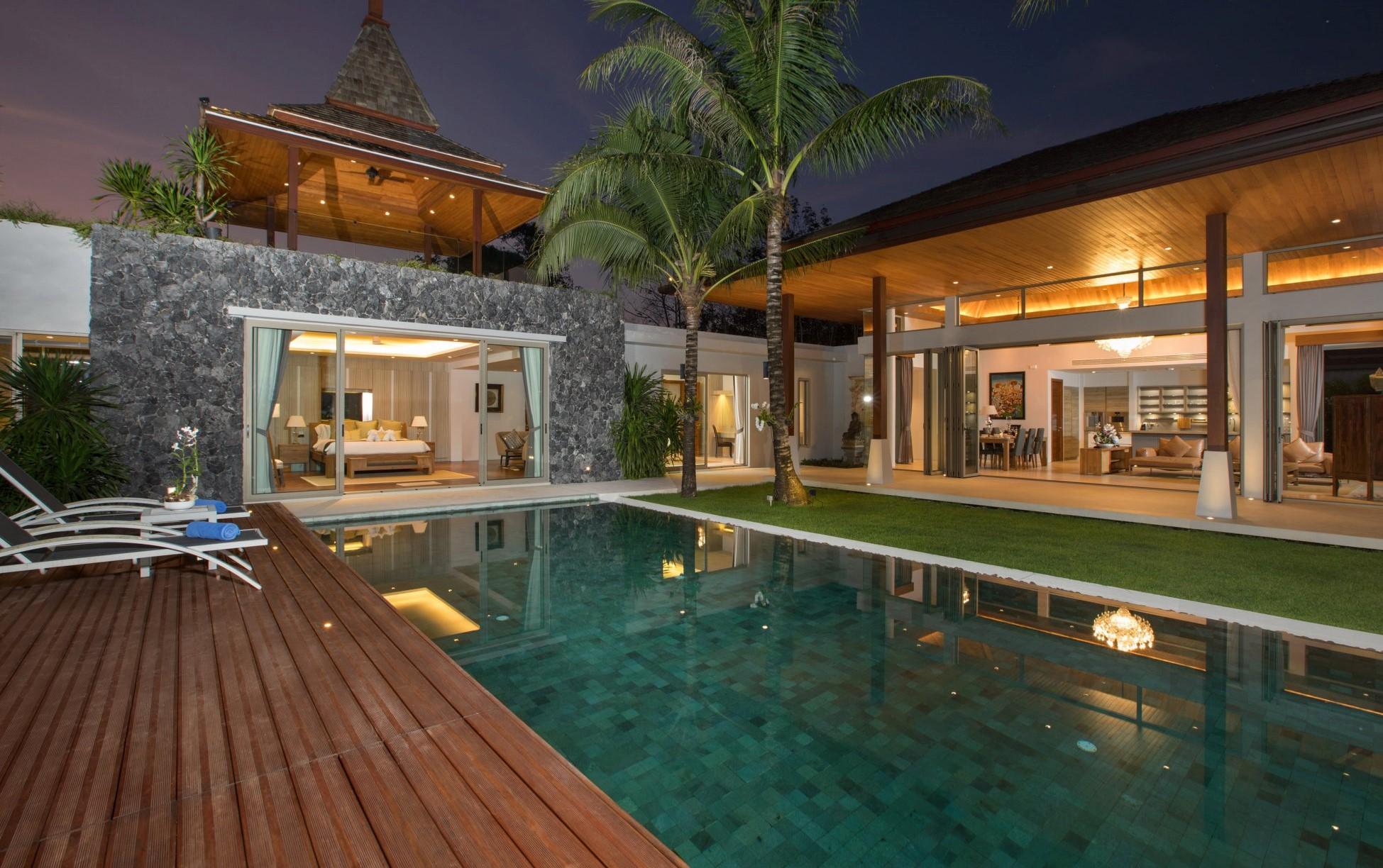 Phuketin Loma-asunnot – Laguna (8)