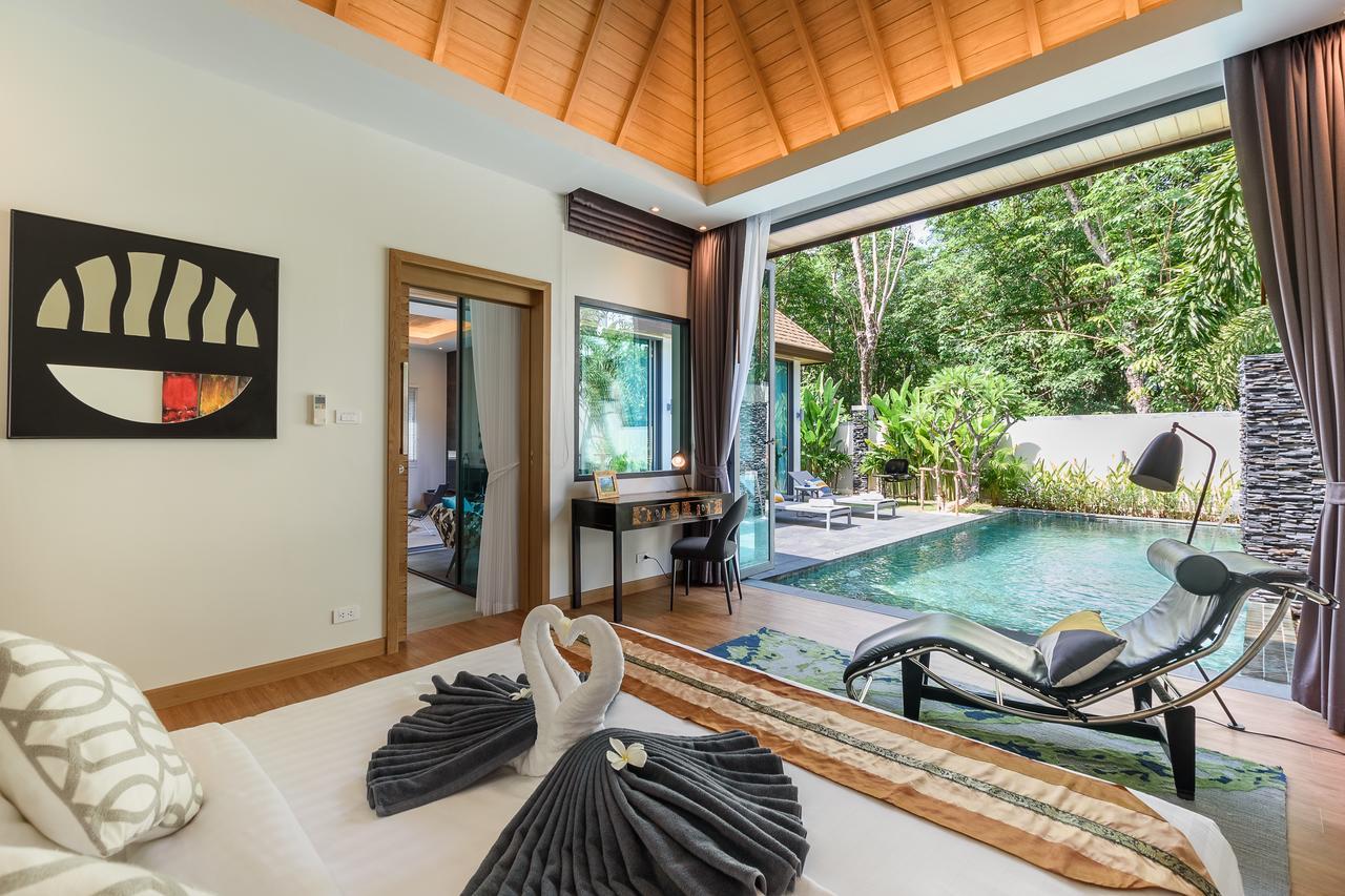 Phuketin Loma-asunnot – Nai Harn Beach (23)