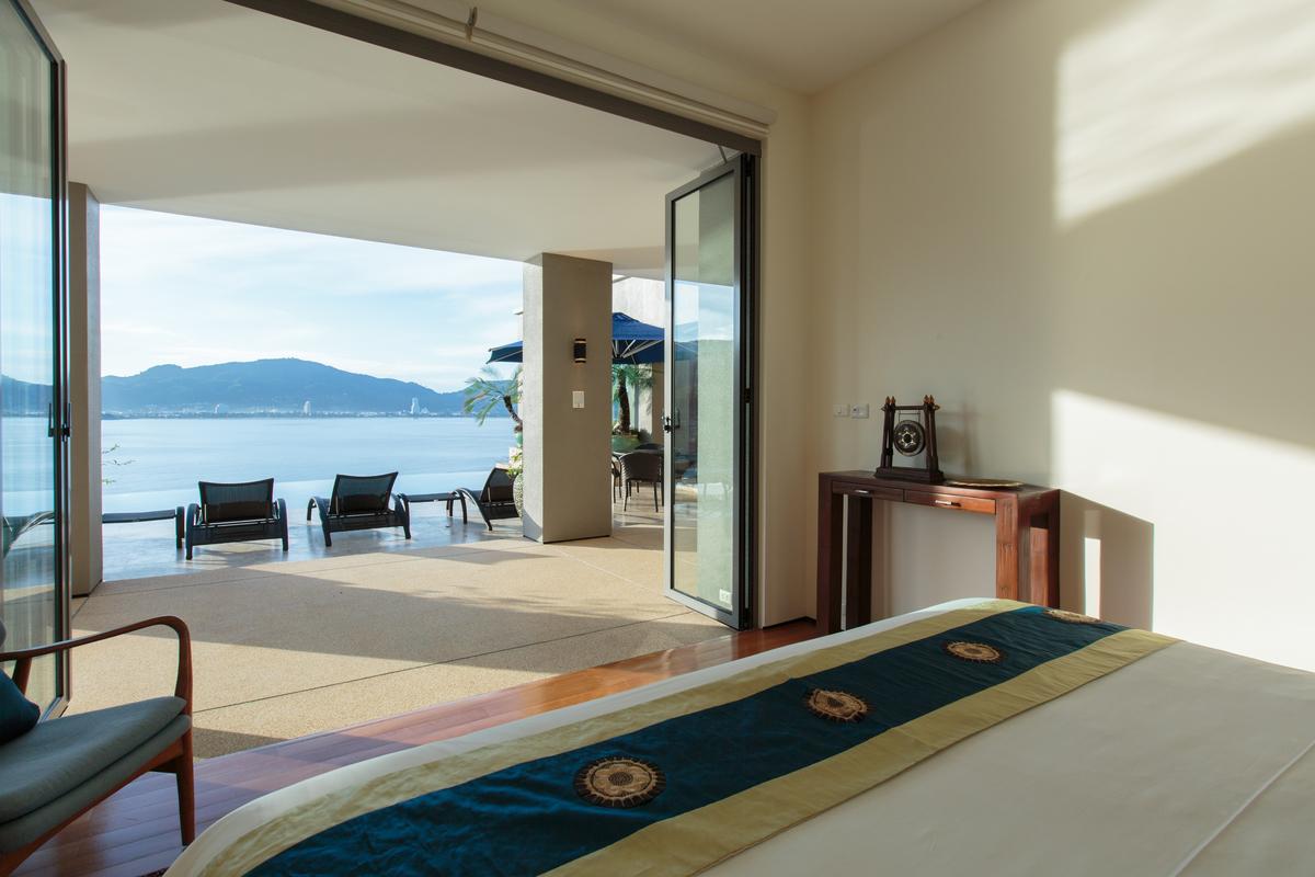 Bedroom 4 at villa 8, Samsara private estate, Kamala, Phuket, Thailand