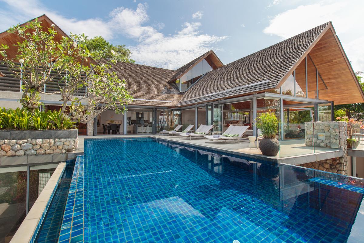 Villa 5, Samsara private estate, Kamala, Phuket, Thailand