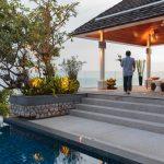 Pool Sala at villa 5, Samsara private estate, Kamala, Phuket, Thailand