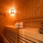 Shared bathroom at villa 6, Samsara private estate, Kamala, Phuket, Thailand