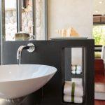Master bathroom at villa 6, Samsara private estate, Kamala, Phuket, Thailand