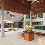 Pool Sala at villa 1, Samsara private estate, Kamala, Phuket, Thailand