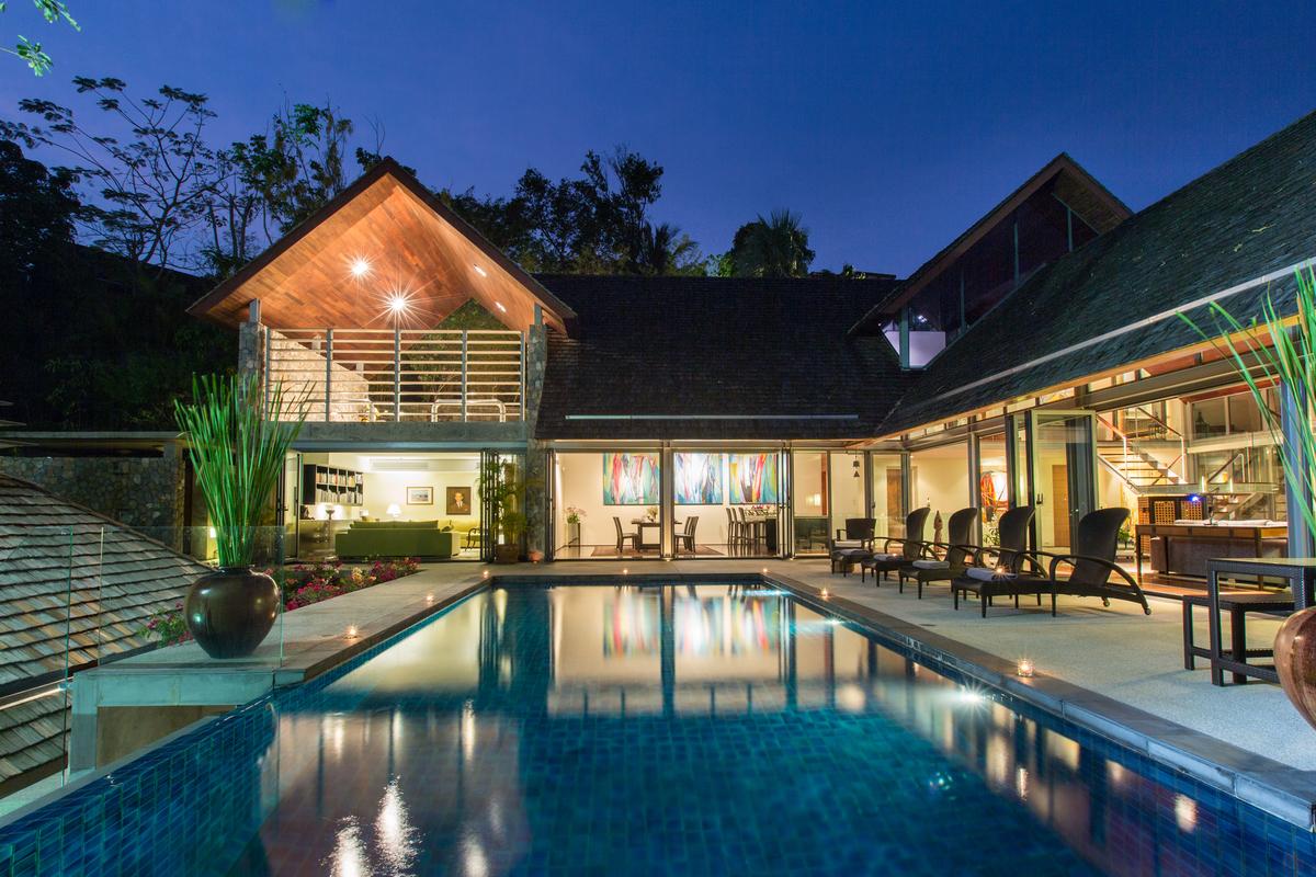 Villa 9, Samsara private estate, Kamala, Phuket, Thailand