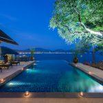 Swimming pool at villa 9, Samsara private estate, Kamala, Phuket, Thailand
