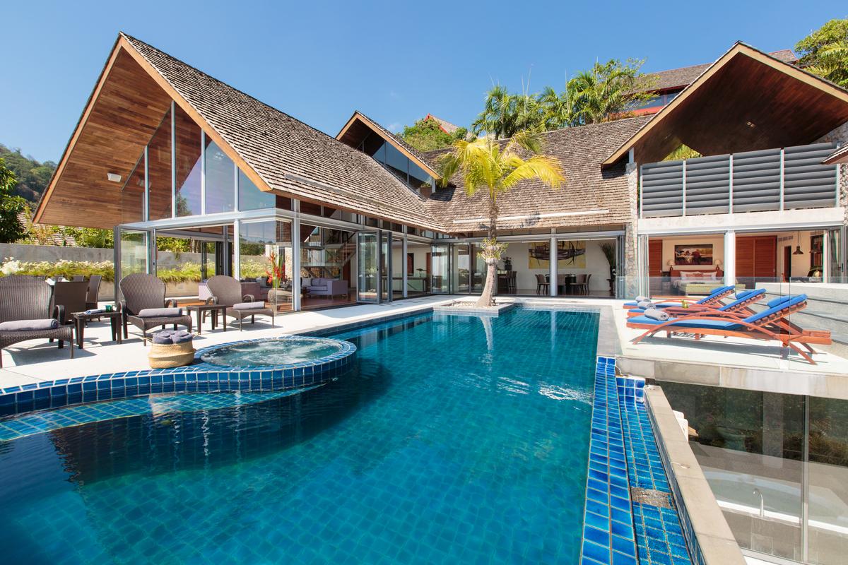 Villa 2, Samsara private estate, Kamala, Phuket, Thailand