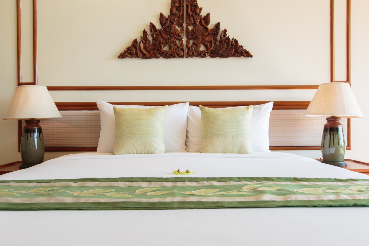 Bedroom 4 at villa 2, Samsara private estate, Kamala, Phuket, Thailand