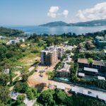 Phuketin Loma-asunnot TriTrang 13