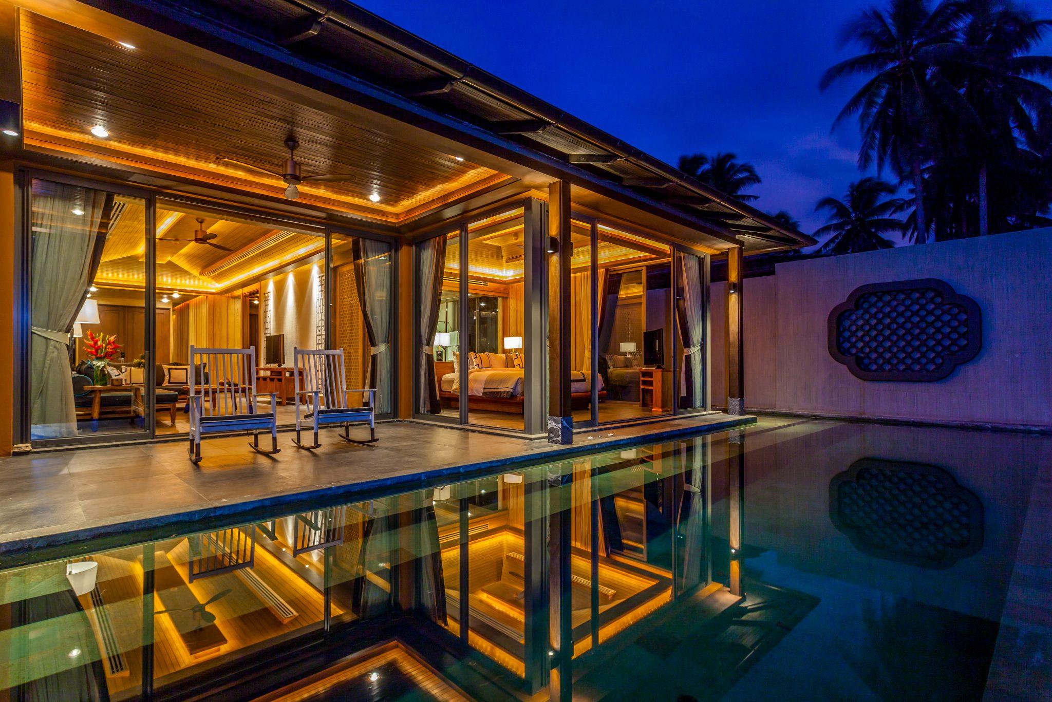 2 mh villa – Phang Nga – Phuketin Loma-asunnot (2)
