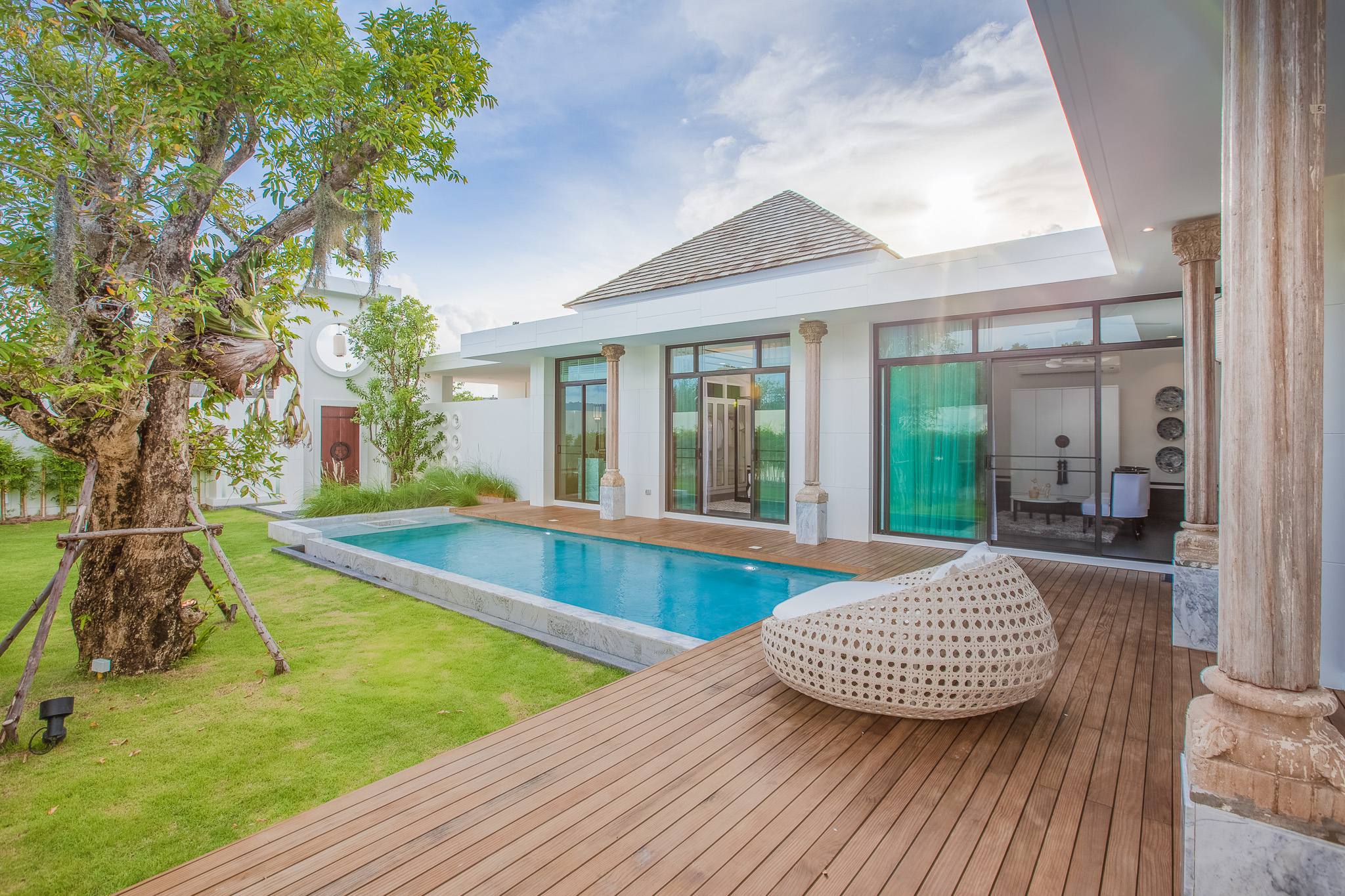 Villa Chalong-Phuketin Loma-asunnot (15)