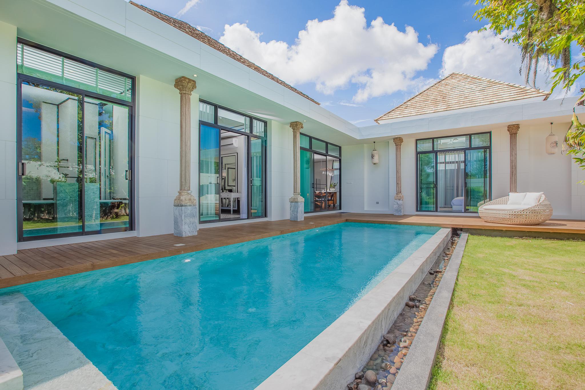 Villa Chalong-Phuketin Loma-asunnot (2)