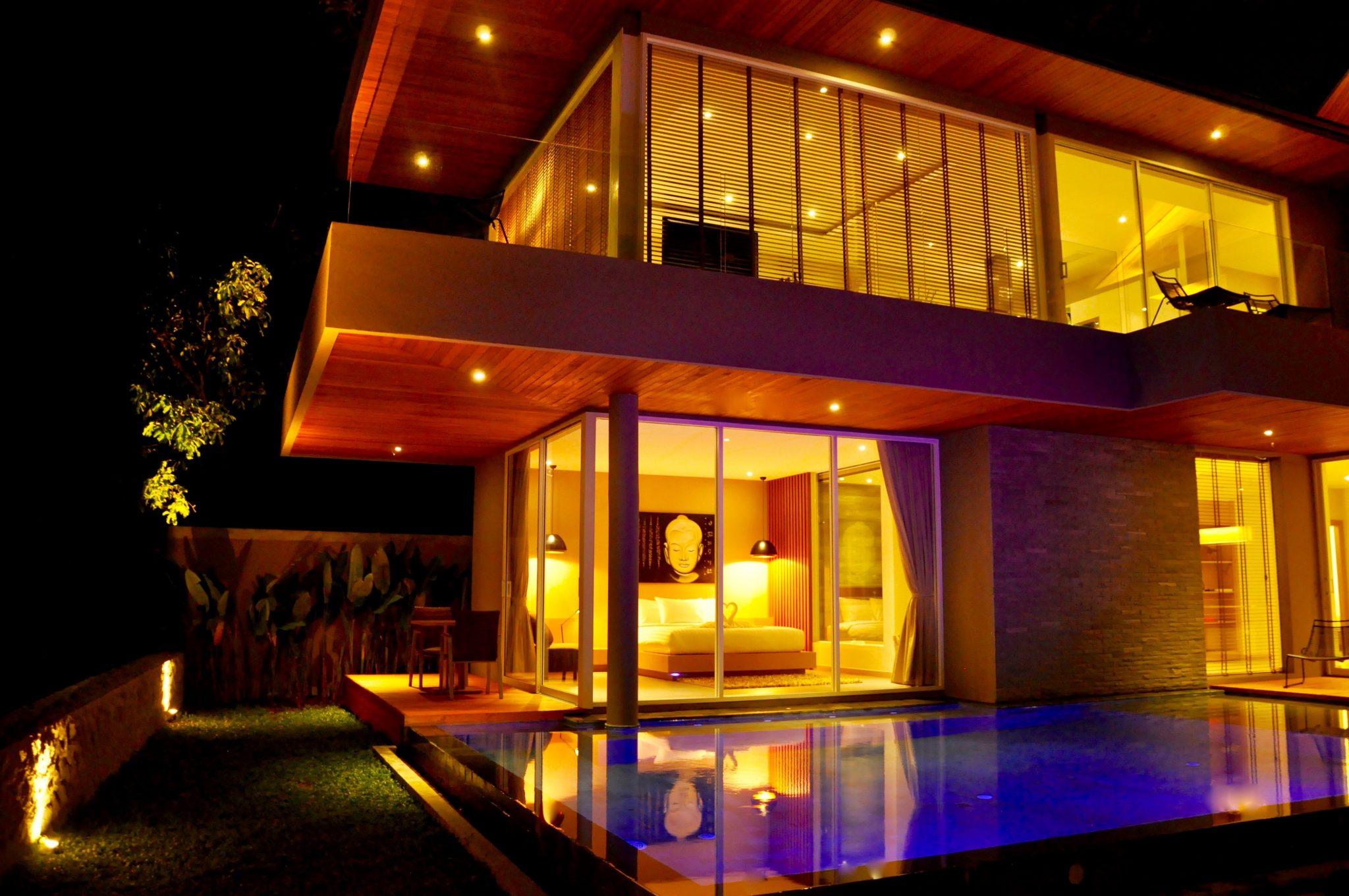 Villa Layan Beach-Phuketin Loma-asunnot (17)