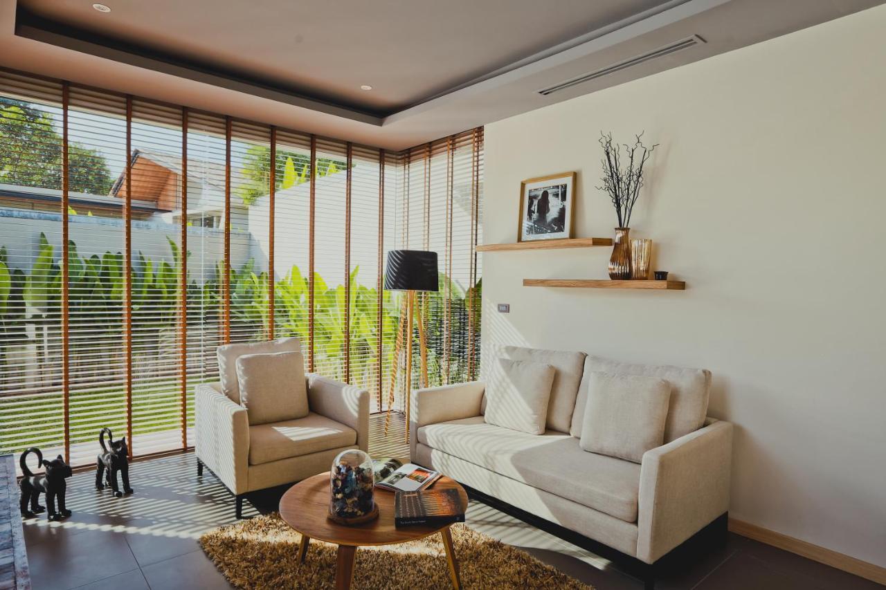 Villa Layan Beach-Phuketin Loma-asunnot (22)