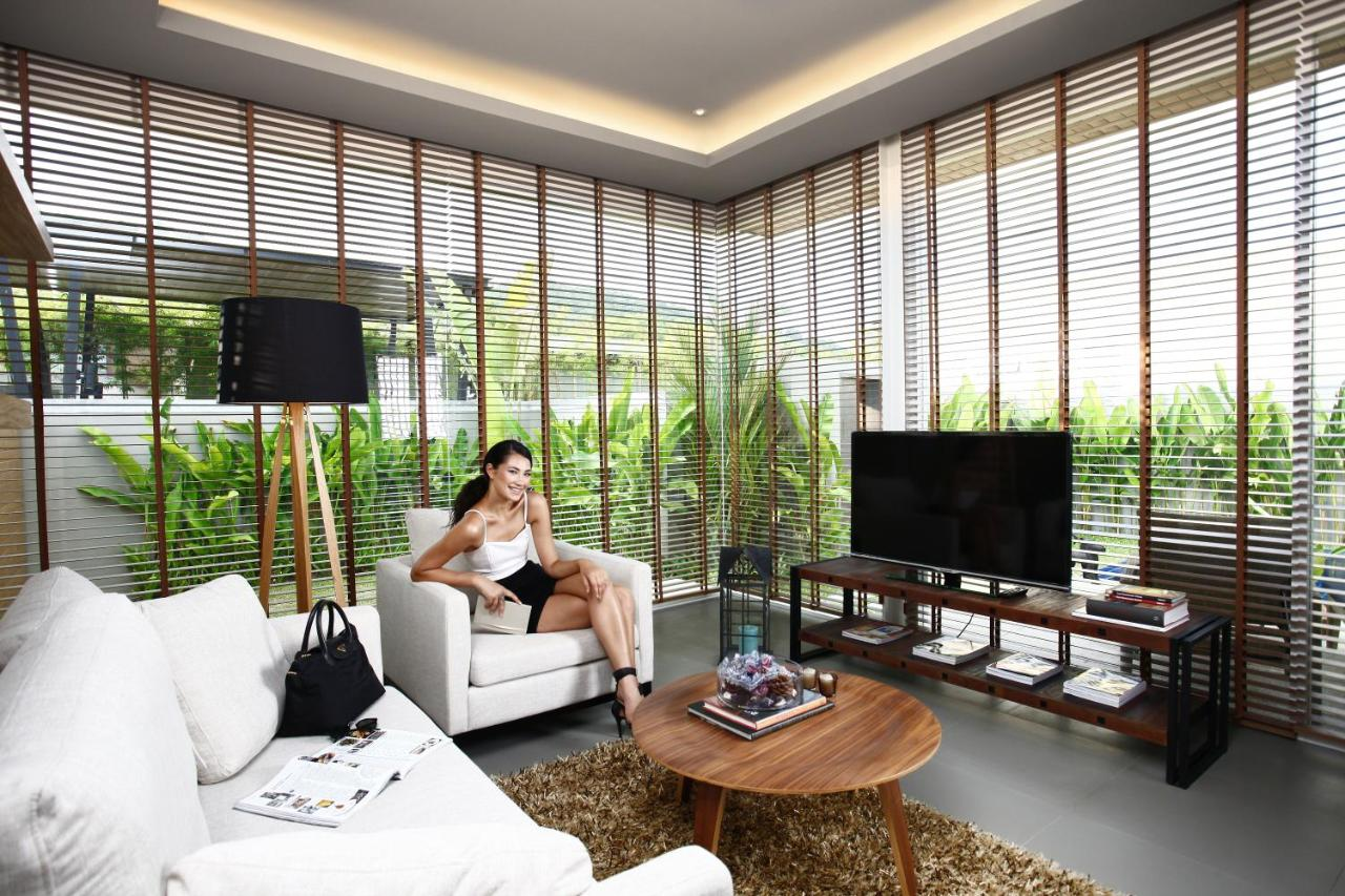 Villa Layan Beach-Phuketin Loma-asunnot (25)