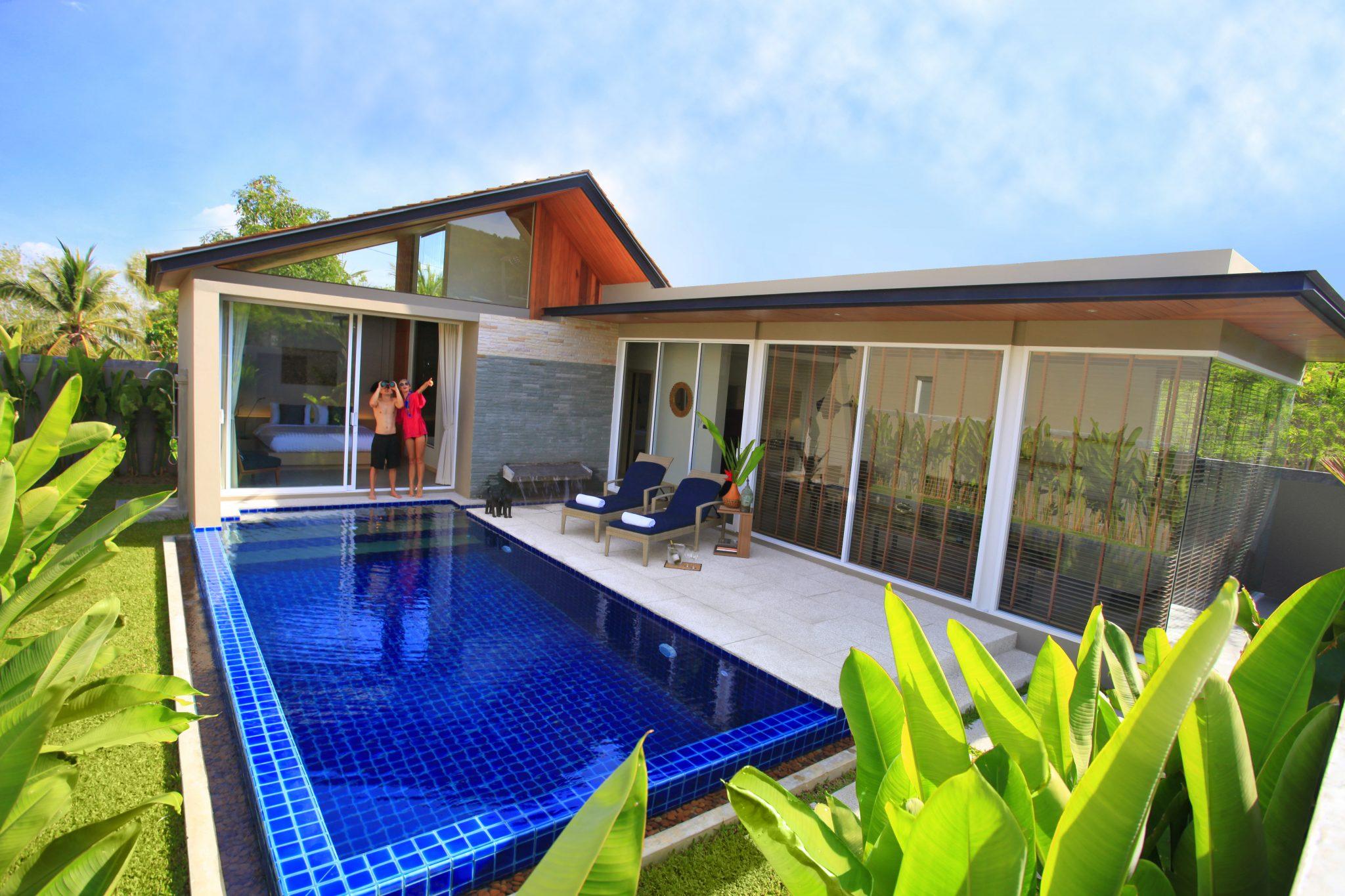 Villa Layan Beach-Phuketin Loma-asunnot (3)