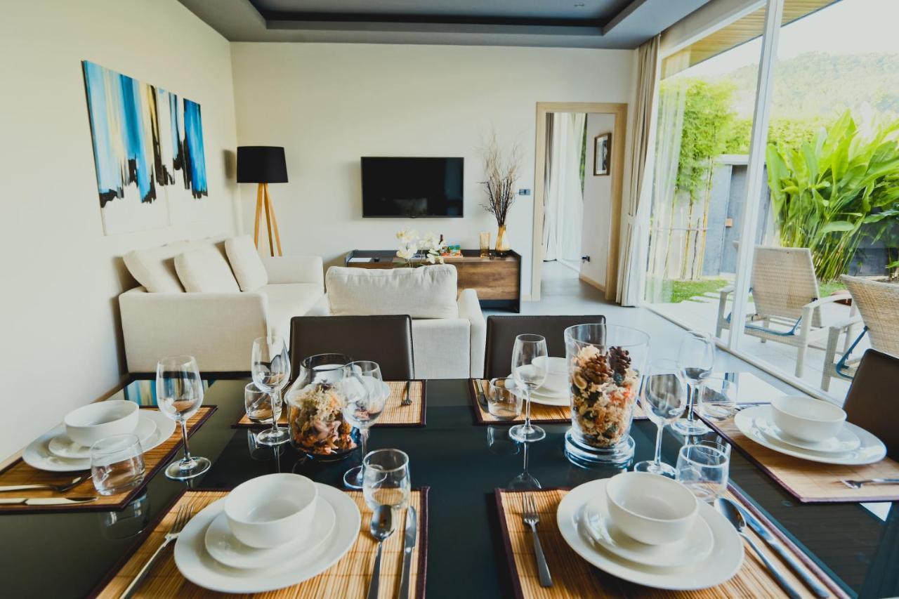 Villa Layan Beach-Phuketin Loma-asunnot (32)