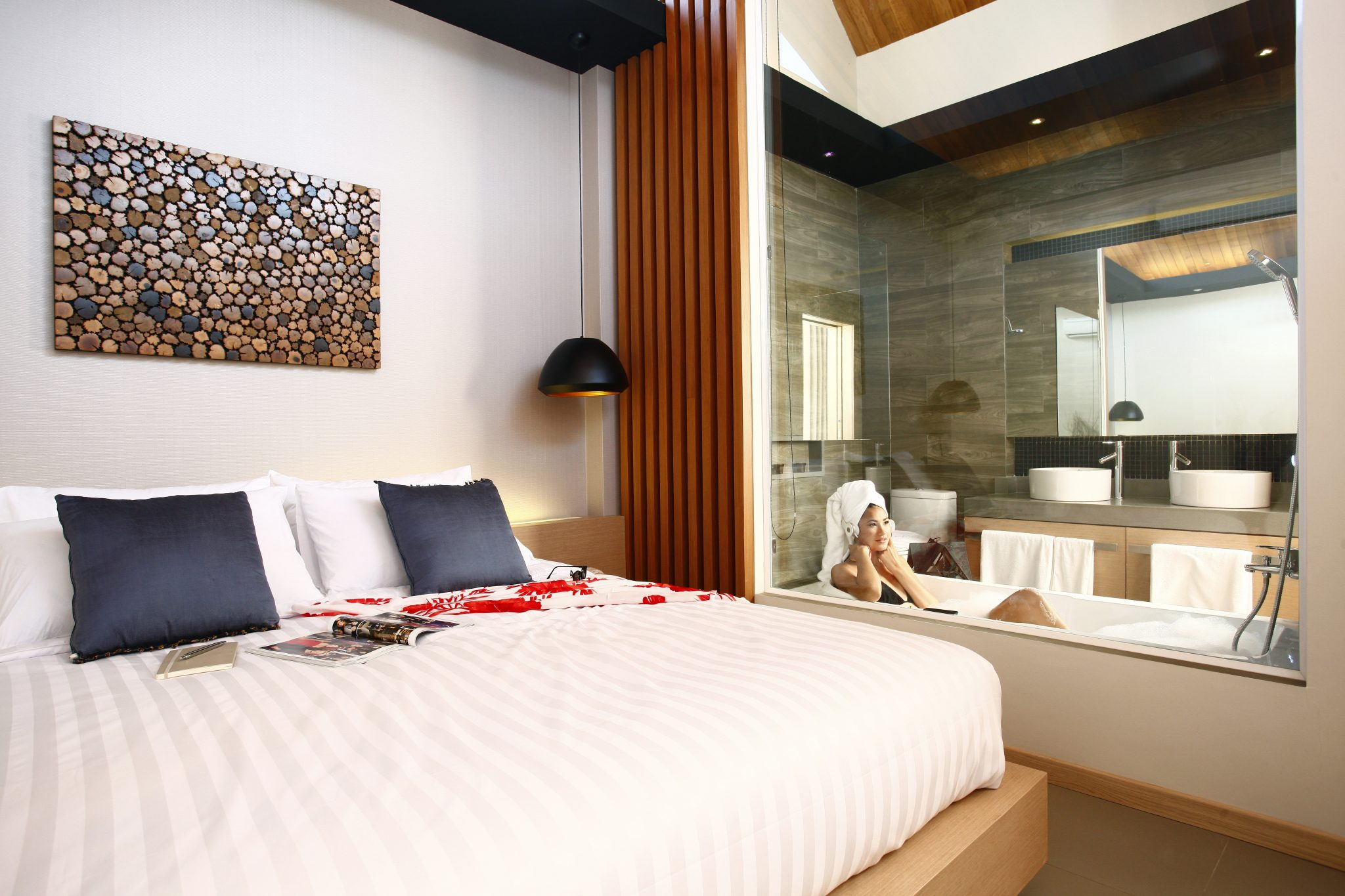 Villa Layan Beach-Phuketin Loma-asunnot (7)