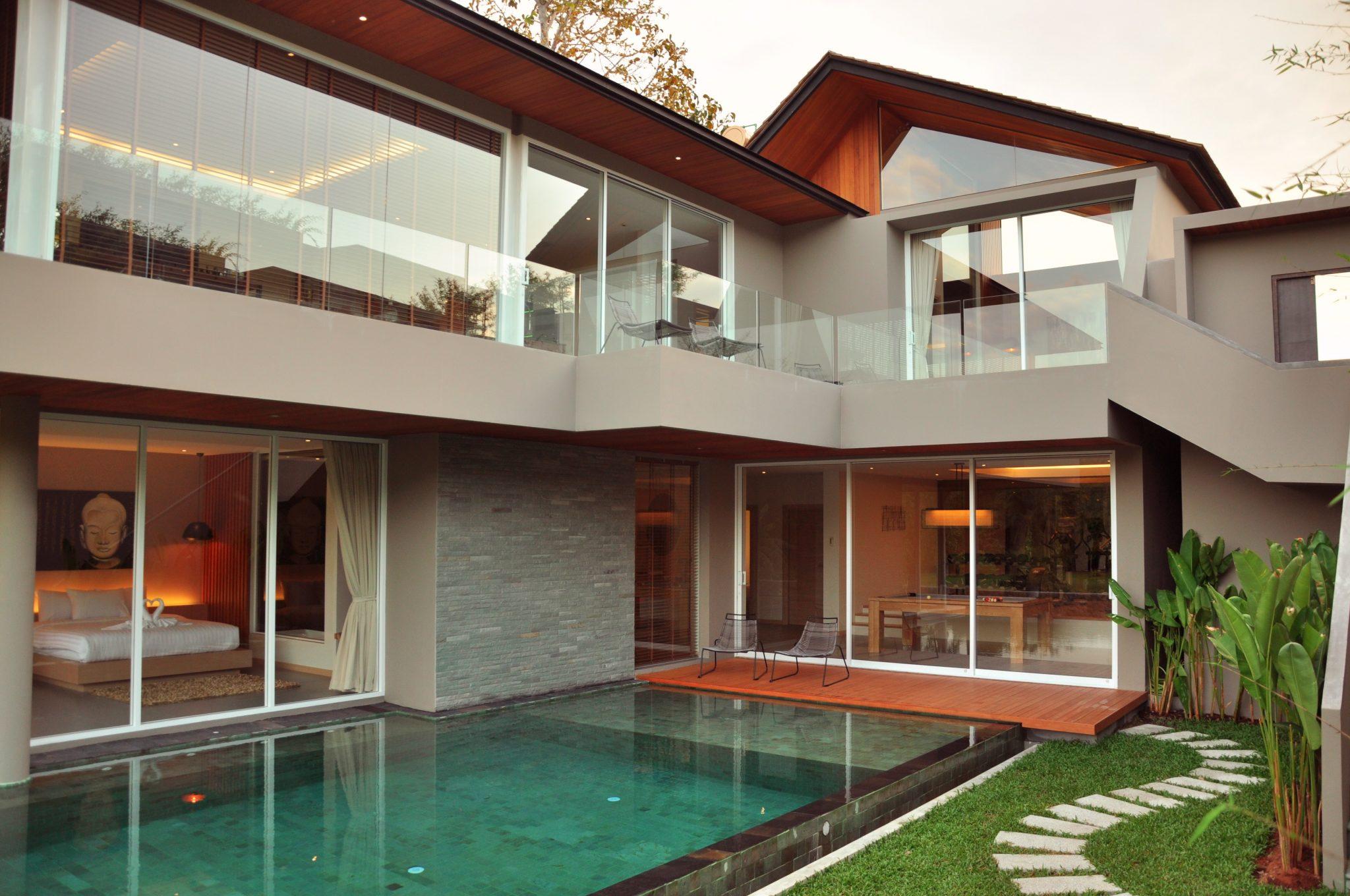 Villa Layan Beach-Phuketin Loma-asunnot (9)