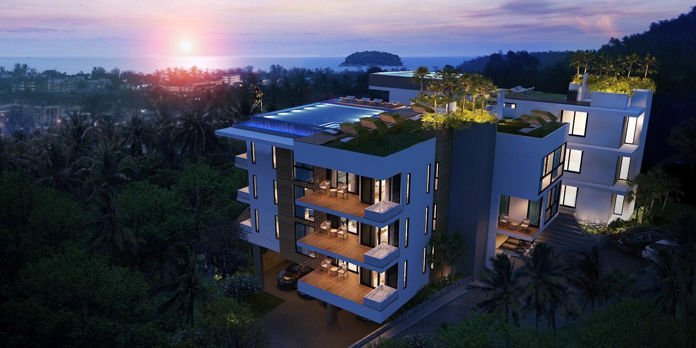 Phuketin Loma-asunnot – Kata Beach (9)