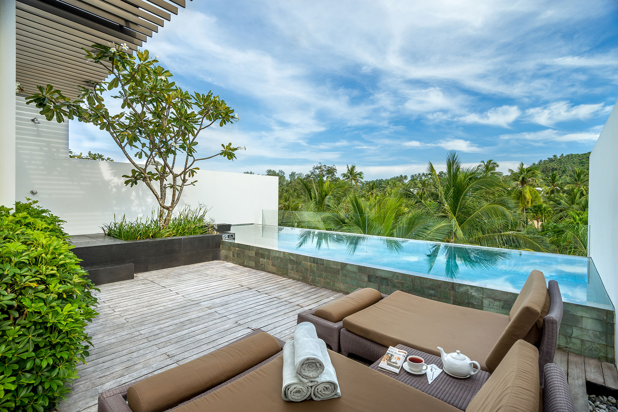 Phuketin Loma-asunnot – Surin Beach Penhouse&Duplex (15)