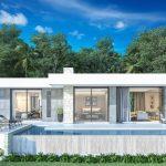Phuketin Loma-asunnot – Ao Por Villa 3-4mh (3)