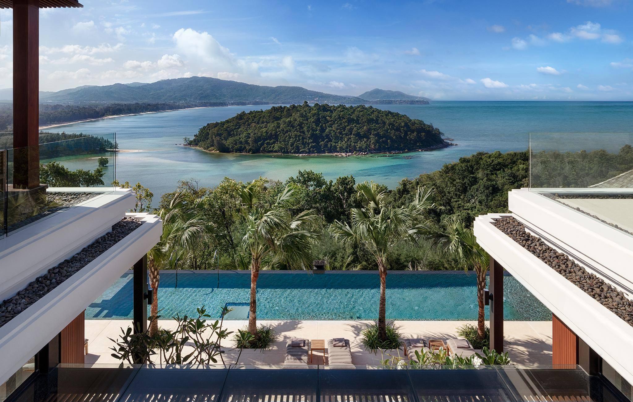 Phuketin Loma-asunnot – Layan Villa (23)