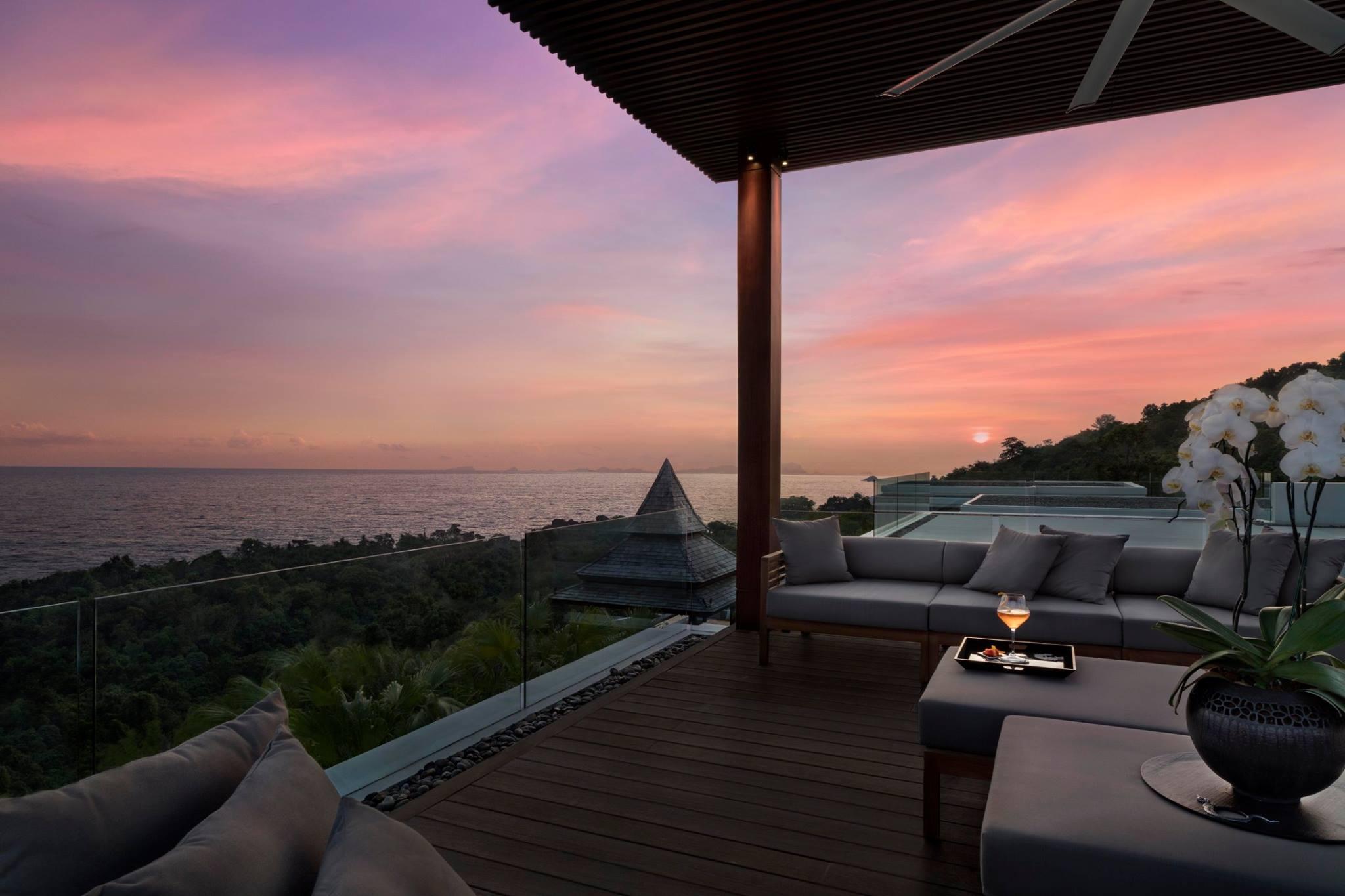 Phuketin Loma-asunnot – Layan Villa (24)