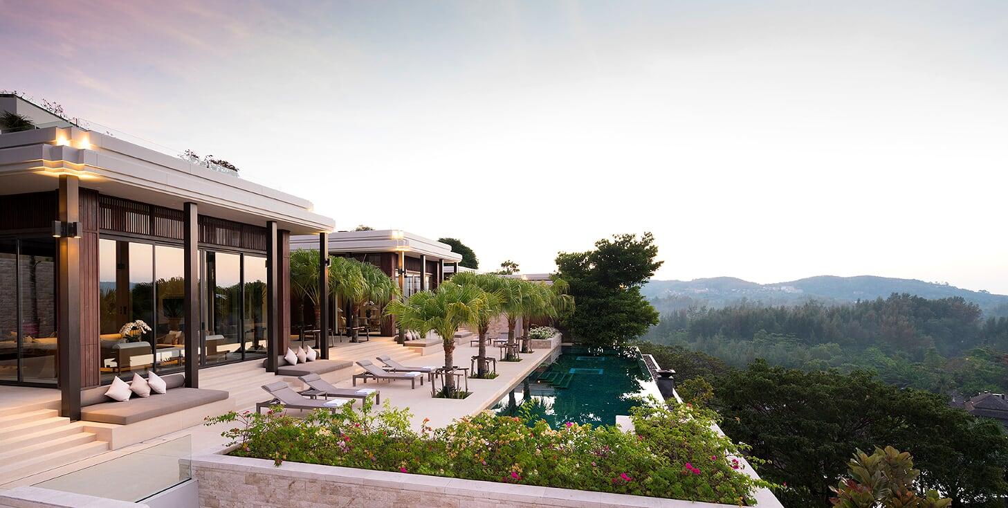 Phuketin Loma-asunnot – Layan Villa (33)