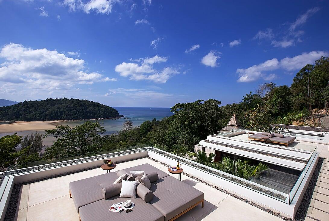 Phuketin Loma-asunnot – Layan Villa (48)