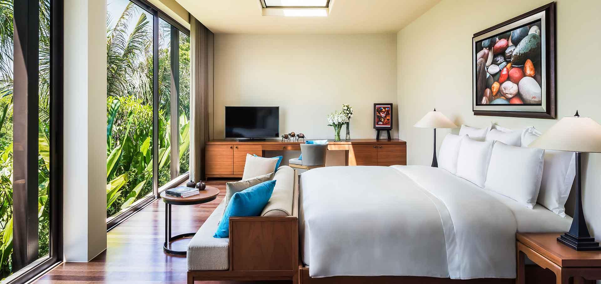 Phuketin Loma-asunnot – Layan Villa (5)