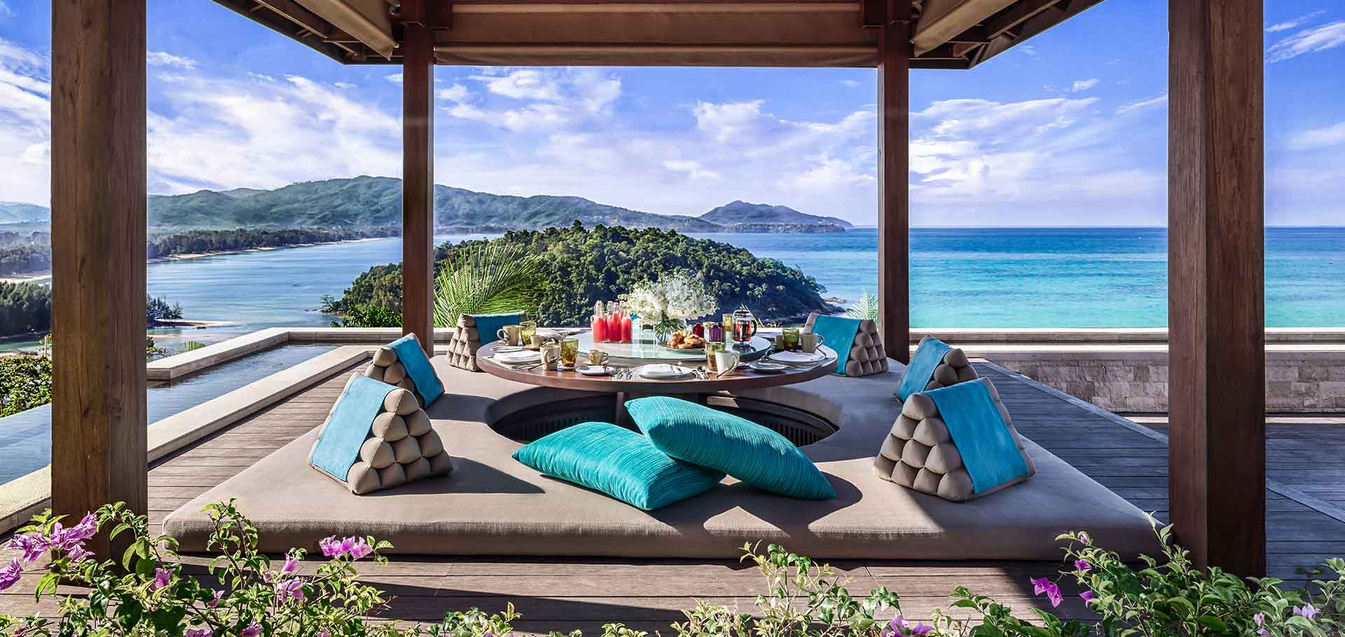 Phuketin Loma-asunnot – Layan Villa (7)