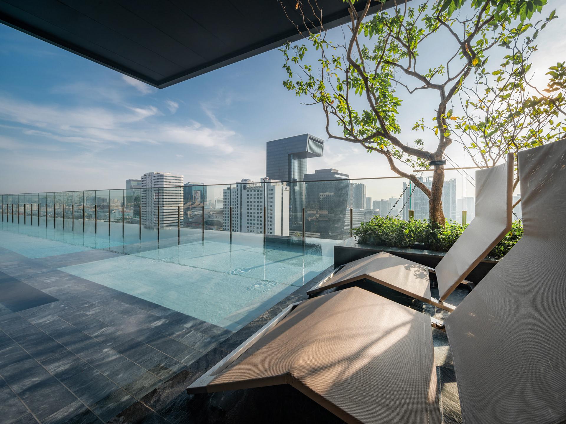 Phuketin Loma-asunnot – Bangkok Asoke (24)