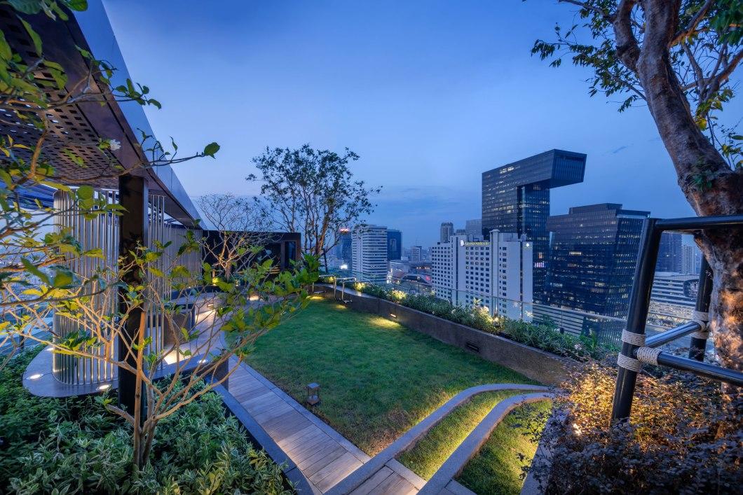 Phuketin Loma-asunnot – Bangkok Asoke (70)
