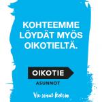 Phuketin Loma-asunnot – Oikotie logo