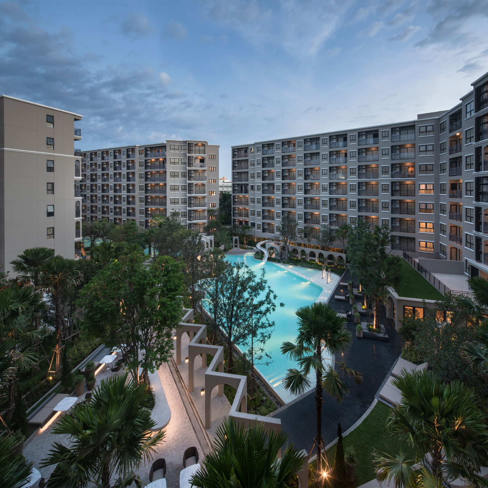 Phuketin Loma-asunnot – Thaimaa – Hua Hin (2)