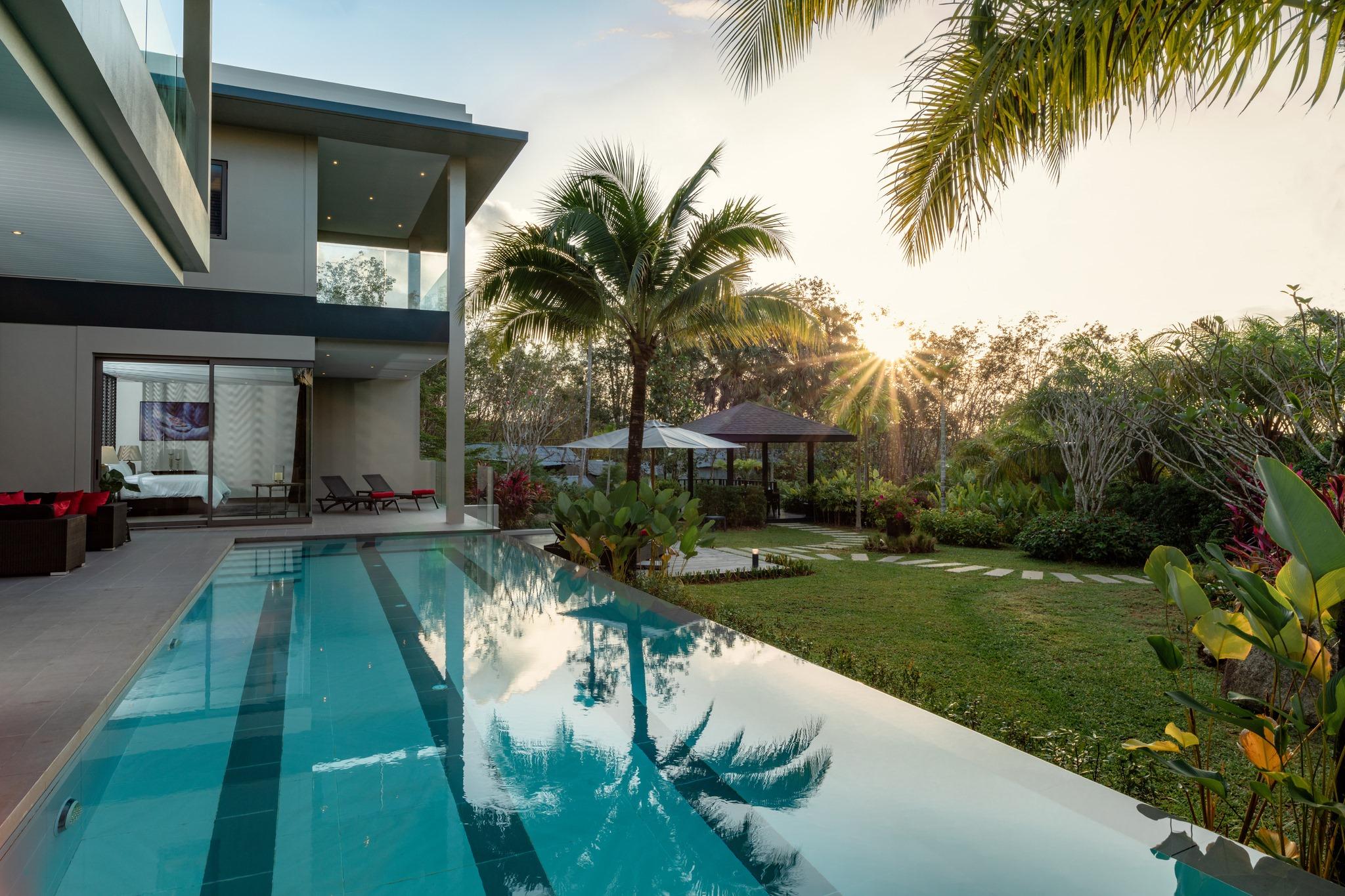 Phuketin Loma-asunnot – Villa Layan (14)