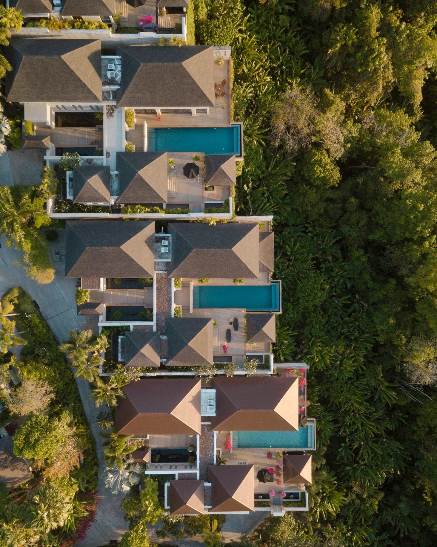 Phuketin Loma-asunnot – Villa Layan (18)