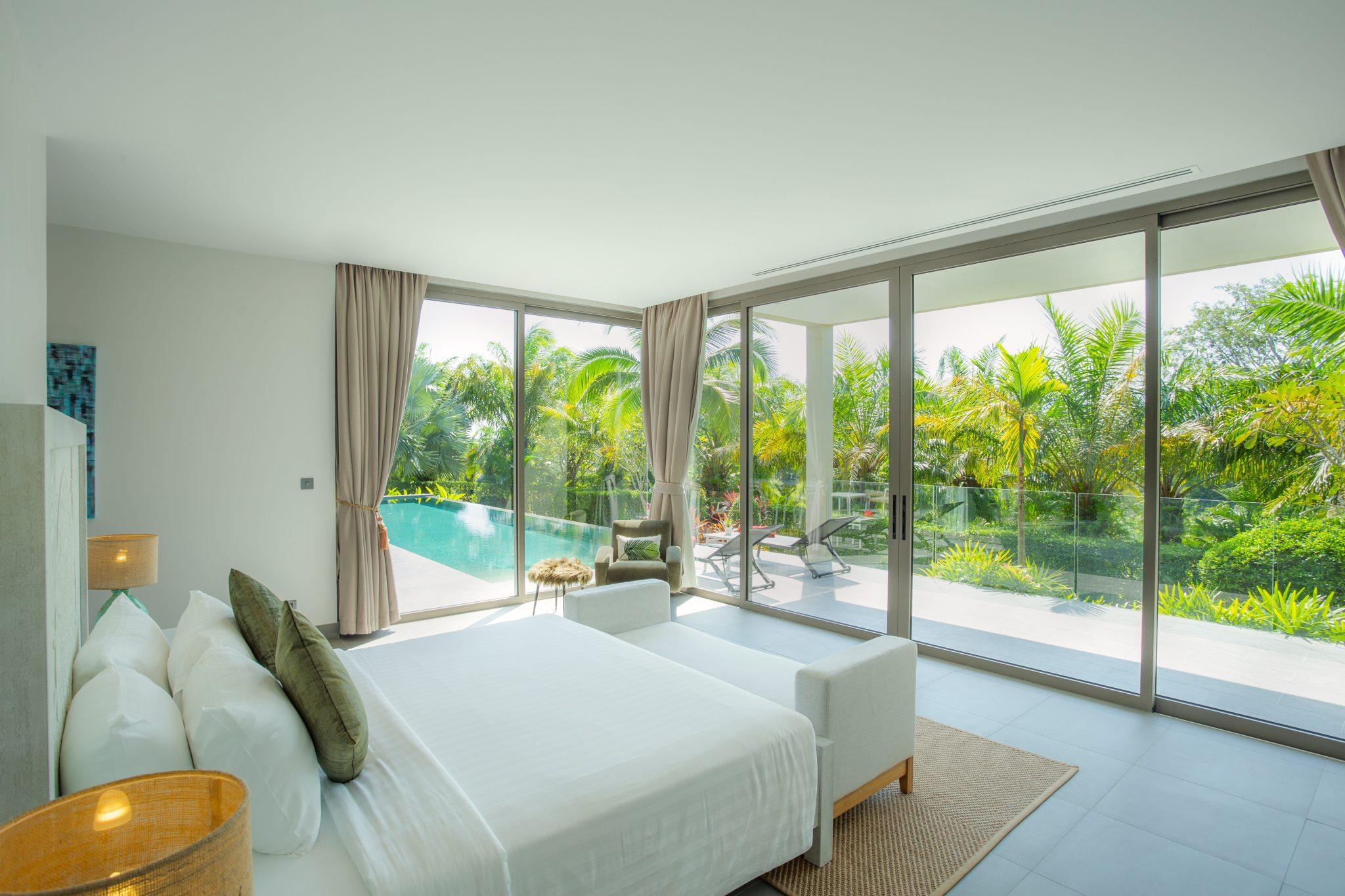 Phuketin Loma-asunnot – Villa Layan (41)
