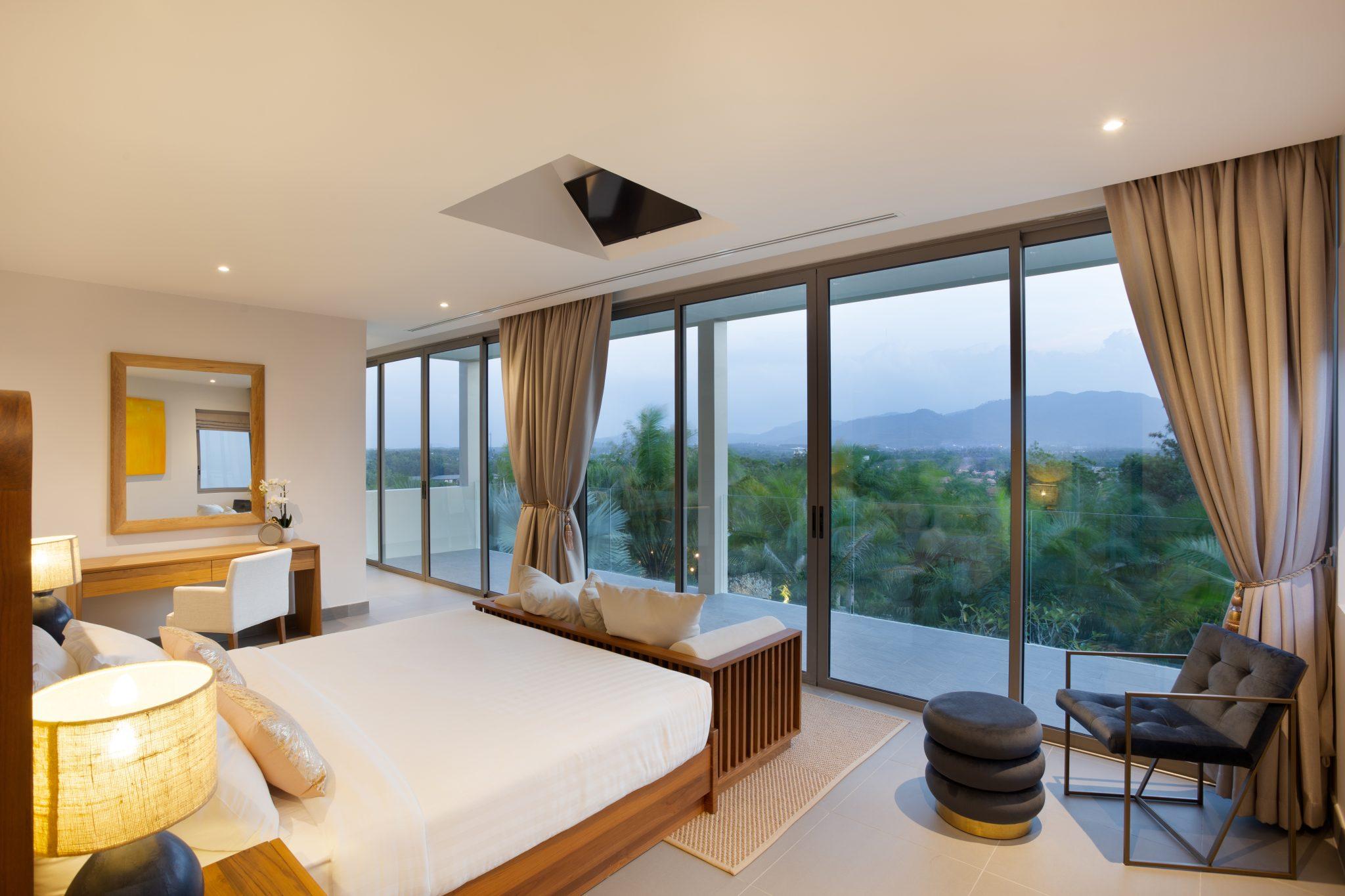 Phuketin Loma-asunnot – Villa Layan (45)