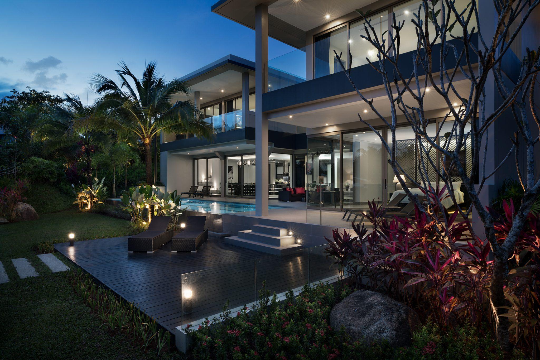 Phuketin Loma-asunnot – Villa Layan (51)